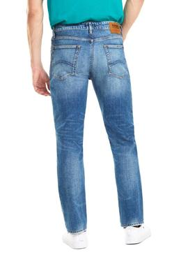 Pantalon Vaquero Tommy Jeans Ryan Light