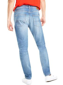 Pantalon Vaquero Tommy Jeans Modern Light