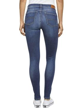 Pantalon Vaquero Tommy Jeans Nora OGMG Mujer