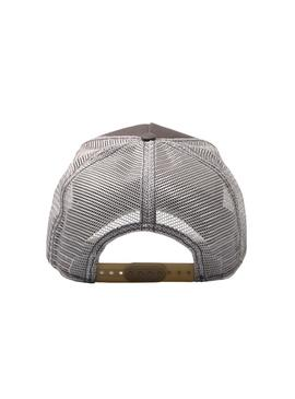 Gorra Goorin Bros Eye Of The Tiger Gris