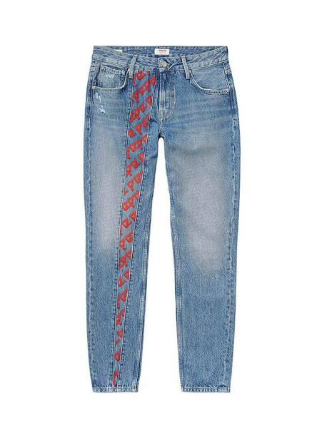 Pantalón Vaquero Pepe Jeans Violet Archive Mujer