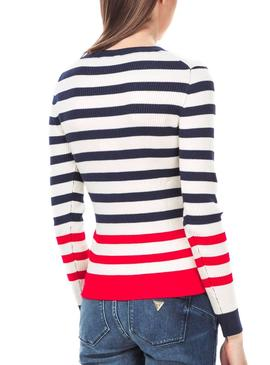 Jersey Pepe Jeans Shelly Listas Mujer