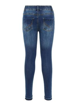 Pantalon Vaquero Name It Polly Denim Medio Niña