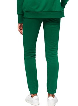 Pantalón Superdry Athletic Jogger Verde Mujer