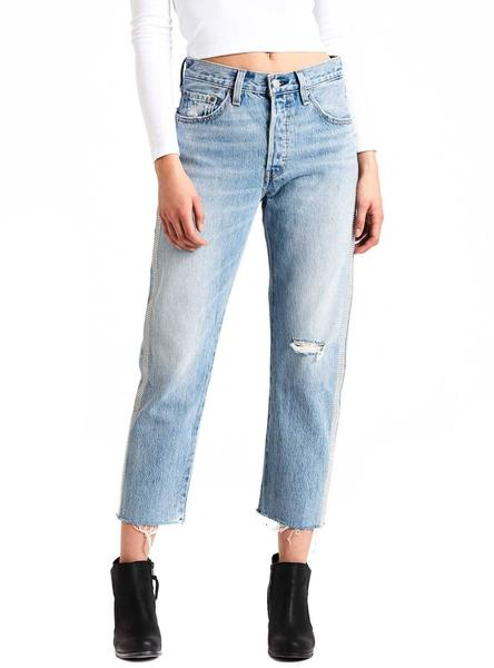 Pantalon Vaquero Levis 501 Diamond Mujer