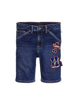 Bermuda Tommy Hilfiger Carpenter Patch Niño
