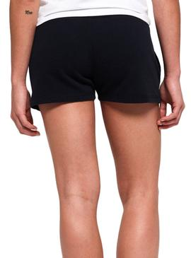 Short Superdry Track and Field Marino Mujer