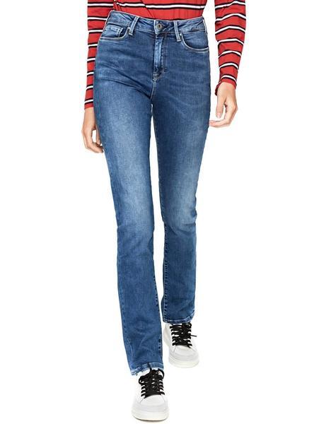 último estilo de 2019 sitio oficial nuevo estilo de 2019 Pantalon Vaquero Pepe Jeans Dion Straight Mujer
