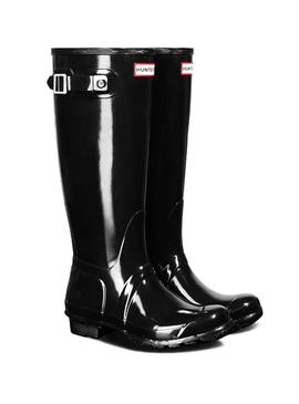 Bota Hunter Original Tall Negro
