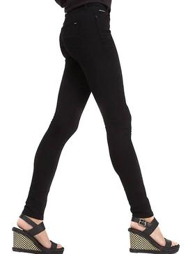 Pantalon Vaquero Tommy Jeans Nora DNBST Mujer