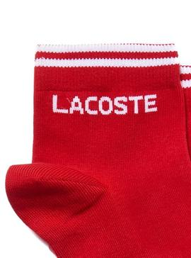 Pack Calcetines Lacoste Sport Bajos Jacquard