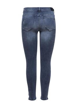 Pantalon Only Vaquero Only Kendell Gris Mujer
