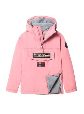 Chaqueta Napapijri Rainforest Winter Rosa Mujer