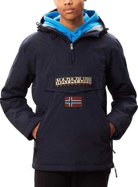 Napapijri Rainforest Pocket W PKT Marino Hombre