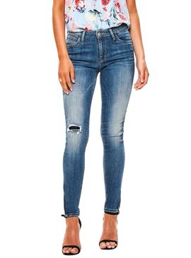 Pantalón Vaquero Only Kendell Ankle 184679 Mujer