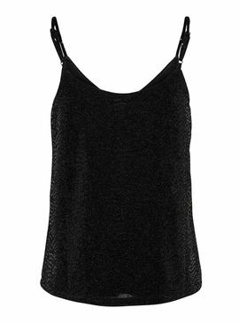 Top Only Dune Negro para Mujer
