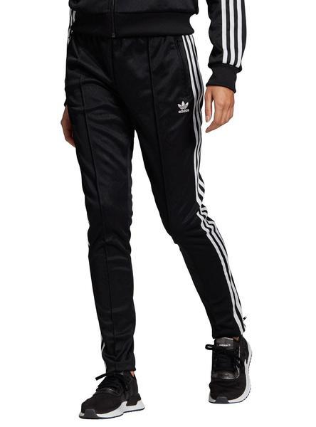 avaro ir de compras Nuez  Pantalón Adidas SST Negro Para Mujer