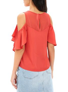 Top Pepe Jeans Mina Coral