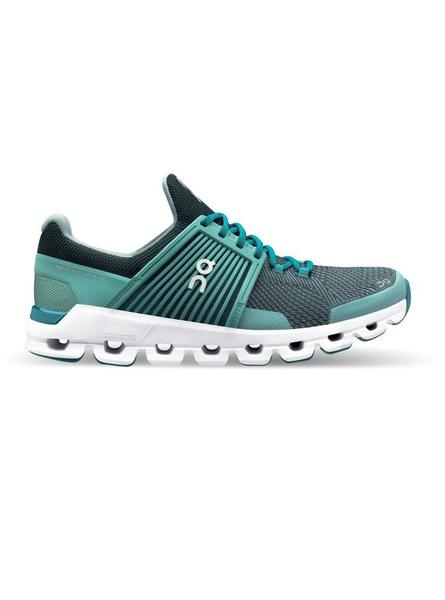 Zapatilals On Running CloudSwift Teal Storm Mujer