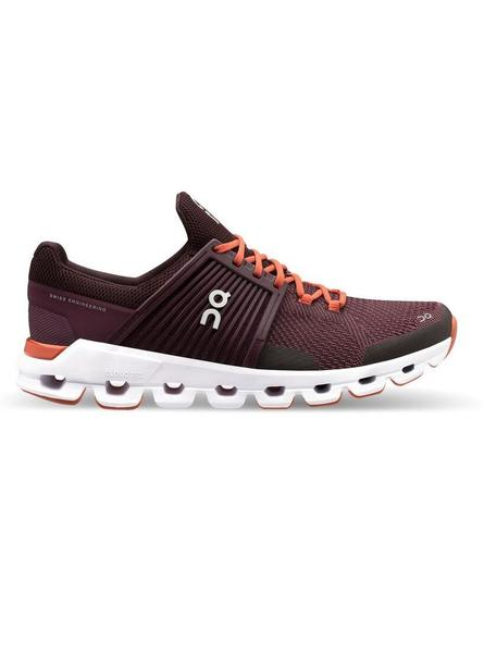 Zapatillas On Running CloudSwift Plum Dawn Mujer