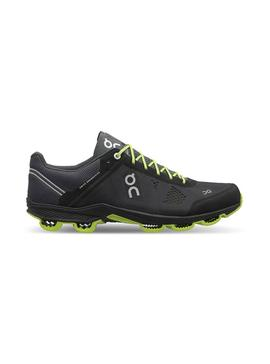 Zapatillas On Running CloudSurfer Black Lime