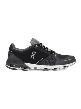 Zapatillas On Running Cloud Flyer Black White