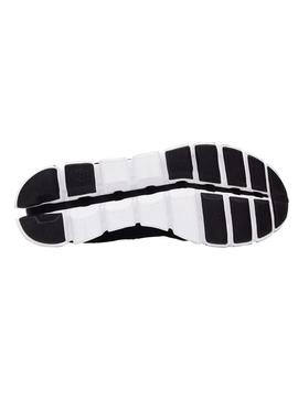 Zapatillas On Running Cloud Black White Hombre