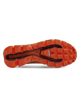 Zapatillas On Running Cloud Venture Naranja Hombre
