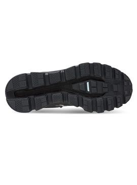 Botas On Running Cloudrock Waterproof Negro Hombre