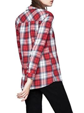 Camisa Pepe Jeans Dolly Cuadros Mujer