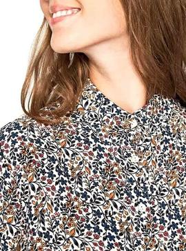 Camisa Pepe Jeans Ophelia Floral Mujer