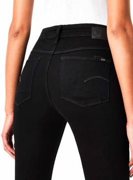 Pantalón Vaquero G-Star 3301 High Rinsed