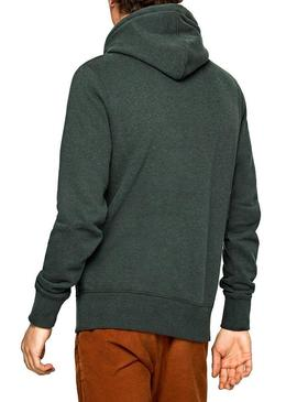 Sudadera Pepe Jeans Neville Verde Para Hombre