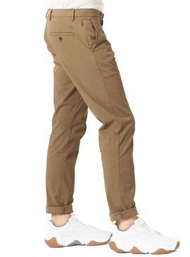Pantalon Dockers Smart Chino Camel Hombre