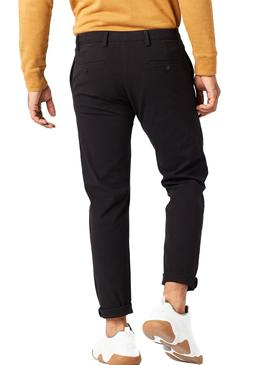 Pantalon Dockers Smart Chino Negro Hombre