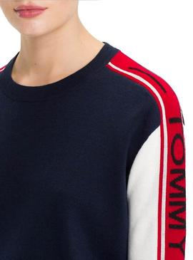 Jersey Tommy Jeans Colorblock