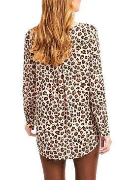 Camisa Vila Lucy Animal Mujer