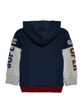 Sudadera Name It Nilas Azul Niño