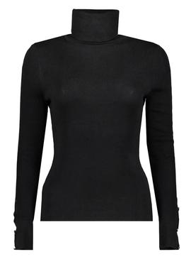 Jersey Only Liza Negro Mujer