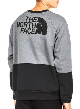 Jersey The North Face Graphic Gris Hombre