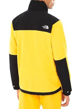 Chaqueta The North Face Denali Amarillo Hombre