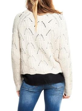 Jersey Only Nancy Beige Para Mujer