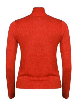 Jersey Only Darling Rojo Para Mujer