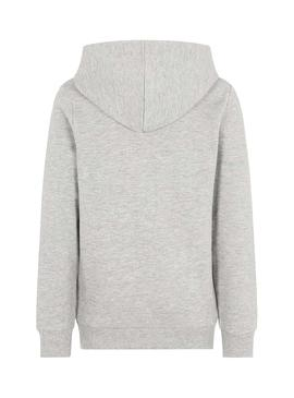 Sudadera Name It Opilo Gris Niño