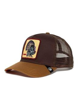Gorra Goorin Bros Baseball Turkey Marron