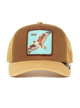 Gorra Goorin Bros Baseball Hight Beige