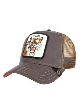 Gorra Goorin Broos Baseball Tiger Marron