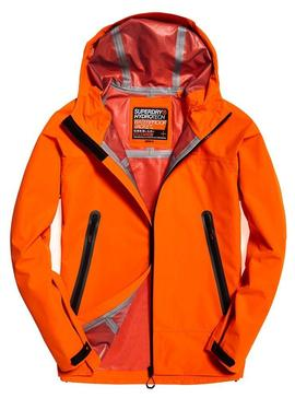 Chaqueta Superdry Hydrotech Waterproof Hombre