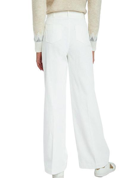 Dobre Doshli Gotov Praznik Pantalon Pana Blanco Mujer Defiestalinares Es