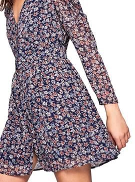 Vestido Pepe Jeans Lola Flores Mujer